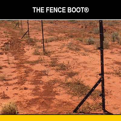 High Jump Fence Boot